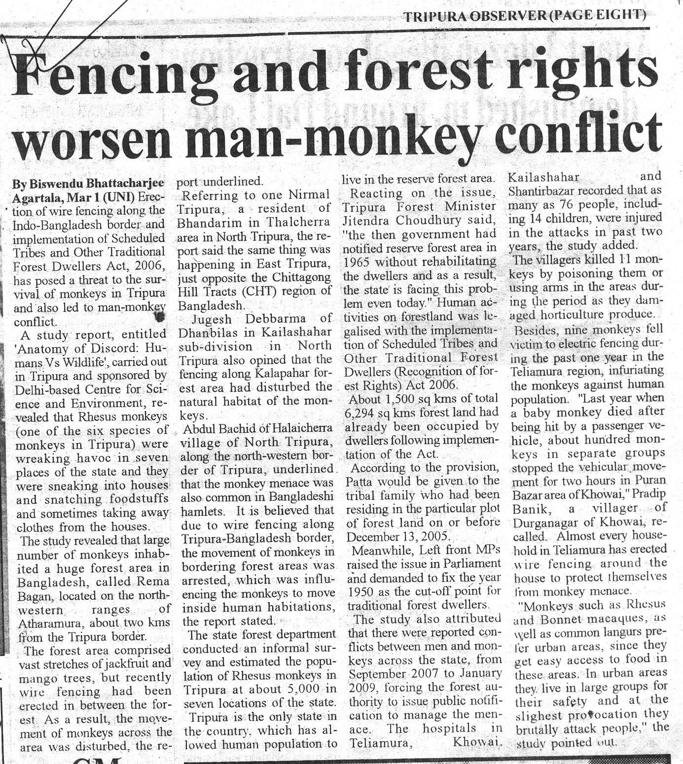 essays man animal conflict