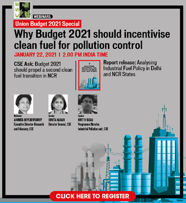 Industrial Fuel Policy in Delhi and NCR States