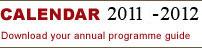Calender 2010-2011