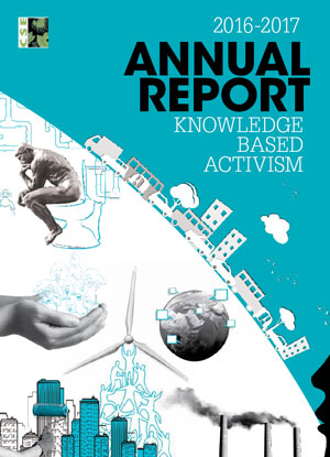 ANNUAL REPORT 2016-2017 - KNOWLEDGE BASED ACTIVISM