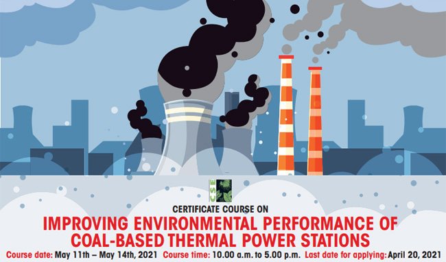 Coal-based thermal power stations