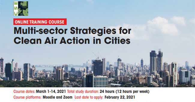 Clean Air Action in Cities