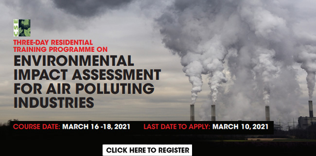 Environmental Impact Assessment for Air Polluting Industries