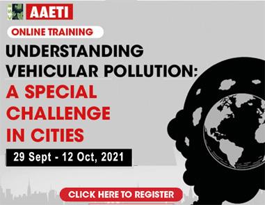 Understanding vehicular pollution